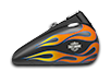 Wide Glide™ - ブラックデニムフレイム