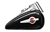 Heritage Softail<sup>®</sup> Classic - Vivid Black