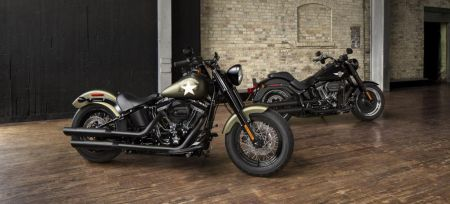 HARLEY-DAVIDSON DELIVERS A BLAST OF CRUISER POWER FOR 2016