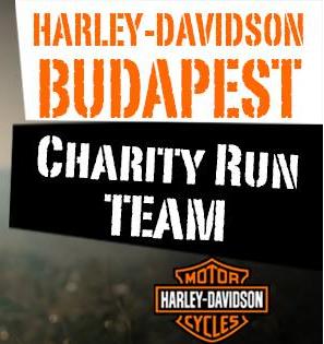Harley-Davidson® Budapest Charity Run 2015 - 42 nap - 42 km – Együtt, egy célért!