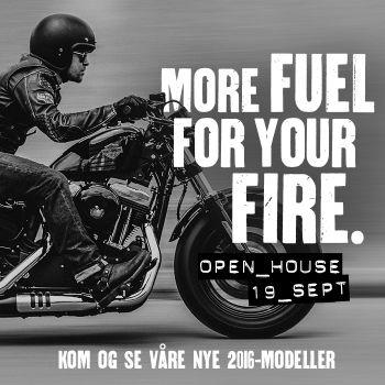 Open House 19. september