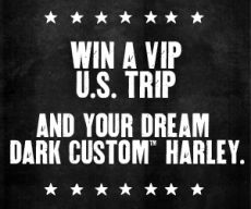 win your dream harley