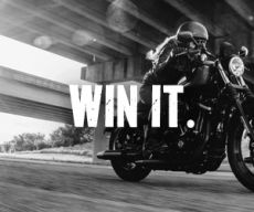 test ride and win