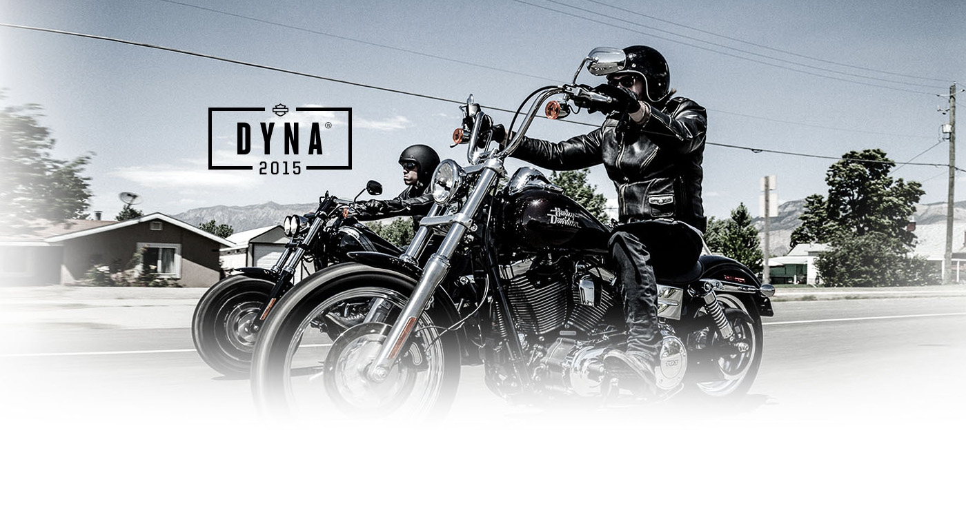 Dyna<sup>®</sup> - 2015 Motorcycles