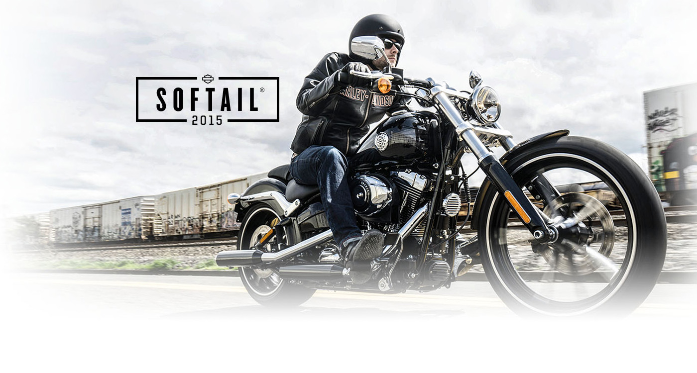 Softail<sup>®</sup> - 2015 Motorcycles