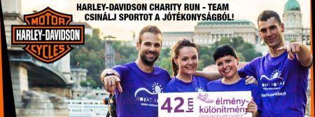 Ismerd meg a H-D Charity Run Team tagjait