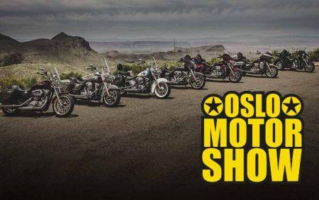 Oslo Motorshow 2015