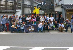 2015年08月09日 重丸・黒瀬 宍道湖うなぎツーリング
