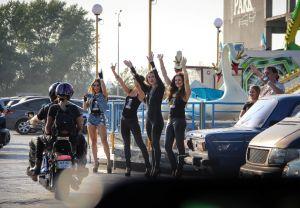 Закриття сезону 2015 - Crazy Harley Party та парад HOG RALLY