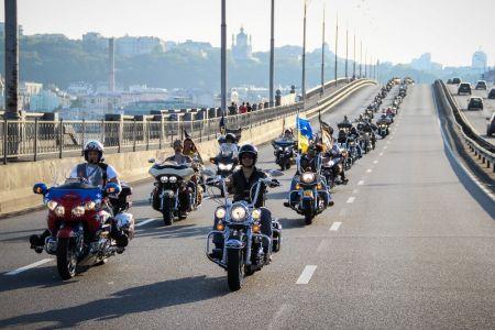 Офіційне закриття мотосезону-2015: мотопарад HOG RALLY та вечірка Crazy Harley Party