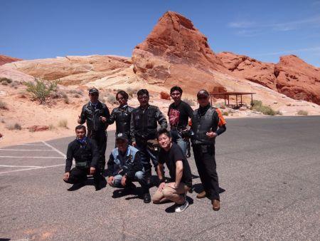 H-Dアルファ USツーリング アメリカ大西部  絶景1,000マイル 8日間