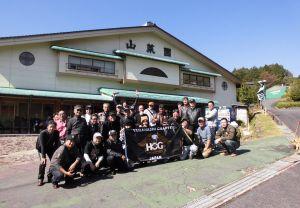 2015.10.18 秋の味覚ツーリング!