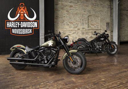 Harley-Davidson Party в Барнауле