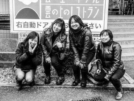 【ツーリングフォトギャラリー】P.R.O.女子会 須崎周遊ツーリング