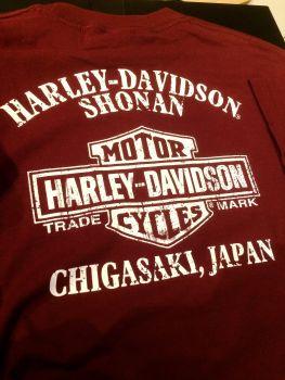 ハーレー湘南限定Tシャツ入荷
