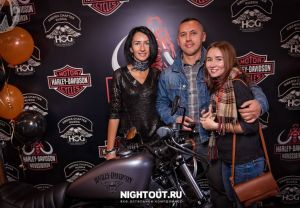 Harley-Davidson Party в Барнауле