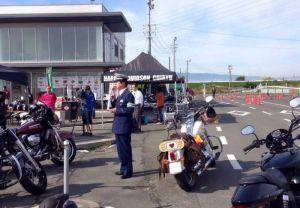 2015年11/1(日)に「ハーレー トライディング IN あさひ自動車学校」を開催しました!!