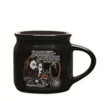Rider Profiles Ceramic Mug