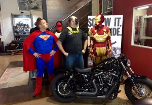Superheroes & Villains Cancer Smash Fundraiser