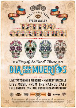 Harley-Davidson® Tyger Valley Annual Tattoo Convention 2015 -