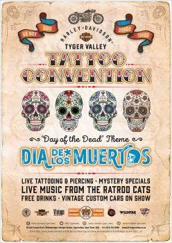 Harley-Davidson® Tyger Valley Annual Tattoo Convention 2015 -