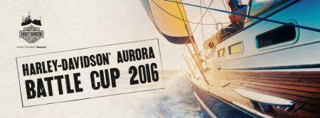 Приглашаем на регату «Harley-Davidson Aurora Battle CUP 2016»!