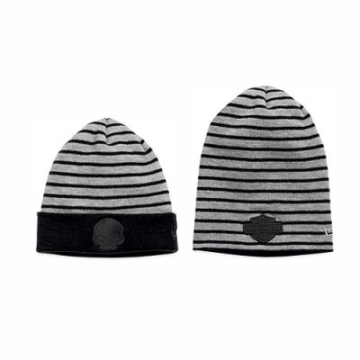 Reversible Cuff Knit Hat