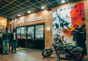 Открытие Harley-Davidson® Уфа 25.12.2015