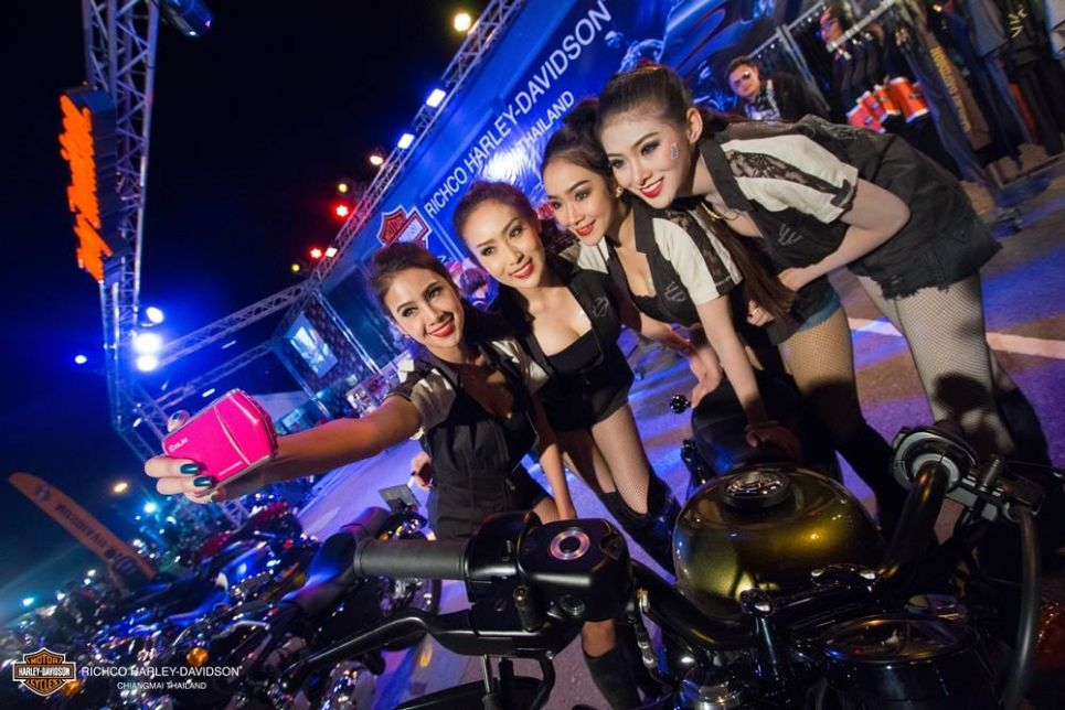 Chiang Mai Bike Week 2015