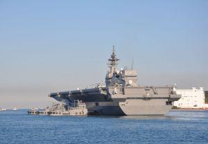 12月 横須賀・軍港クルーズ
