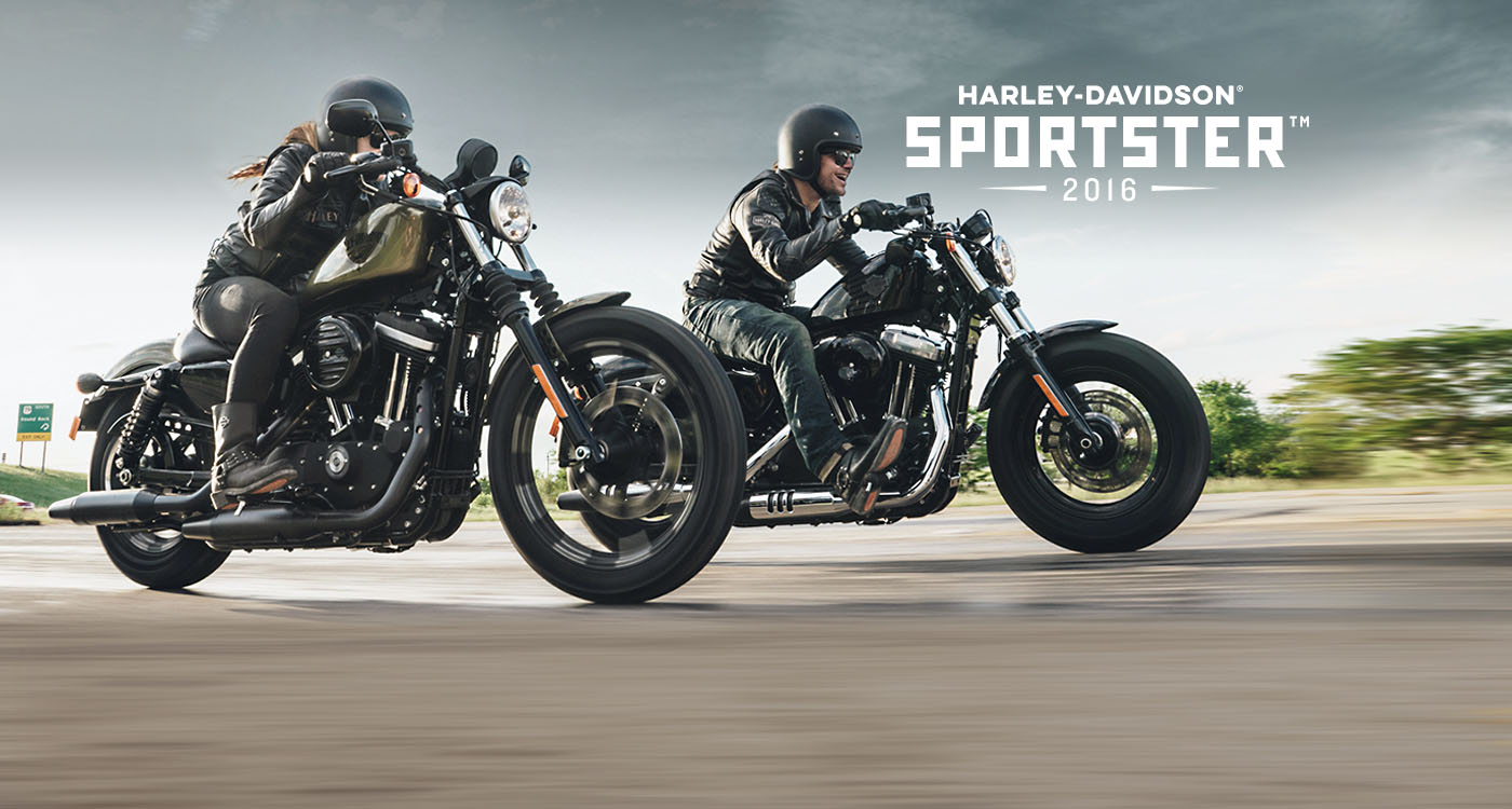 Sportster™ - 2016 Motorcycles