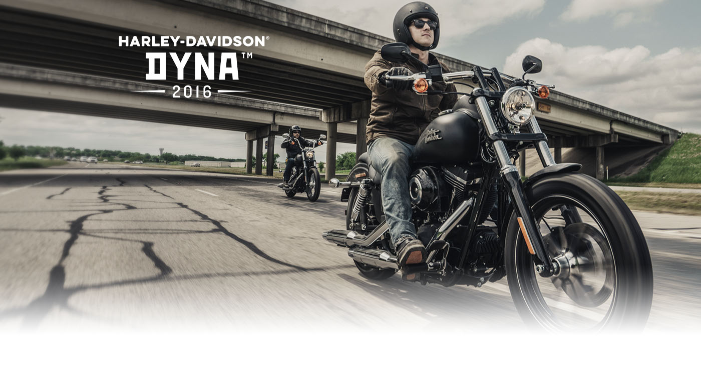 Dyna<sup>™</sup> - 2016 Motorcycles