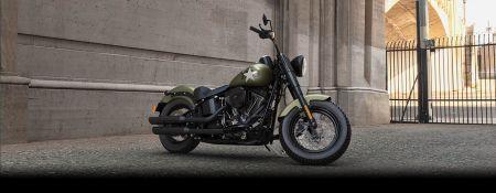 Softail Slim S - Čoskoro u nás v Harley-Davidson Banská Bystrica