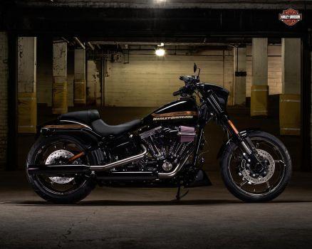 Знакомьтесь - Low Rider S и CVO Pro Street Breakout!