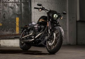 2016 CVO™ Pro Street Breakout® Motorcycle!