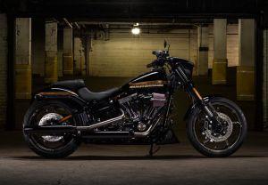 CVO™ Pro Street Breakout® Motorcycle!