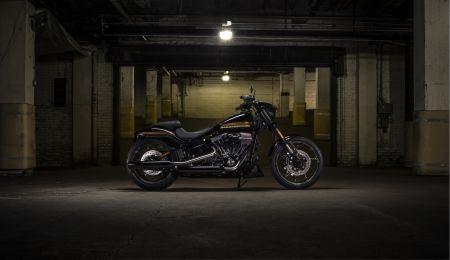 Новинка 2016 года от Harley-Davidson - CVO Pro Street Breakout!