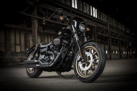 Встречайте новый Low Rider S!