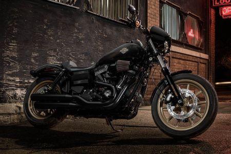 Представляем новые Low Rider® S и CVO Pro Street Breakout®!