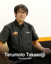 TERUMOTO TAKASUGI