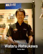 WATARU HATSUKAWA