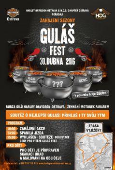 Zahájení sezony- Guláš Fest 2016