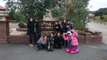 12/16(日)に女の子限定ツーリングを開催!