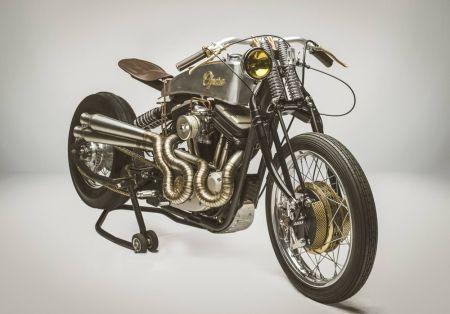 Opera от Harley-Davidson и South Garage