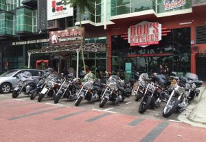 Softail Family Ride 2015 - 26thJuly2015