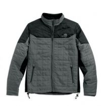 Turret Packable Mid-Layer Jacket