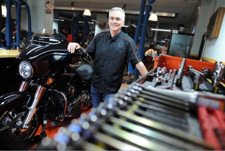 Asia-Pacific's First Harley University