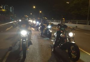 DARK CUSTOM RIDE 2016 - 8th January 2016