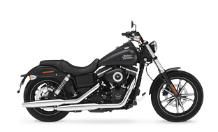 Street Bob<sup>®</sup> Special Edition