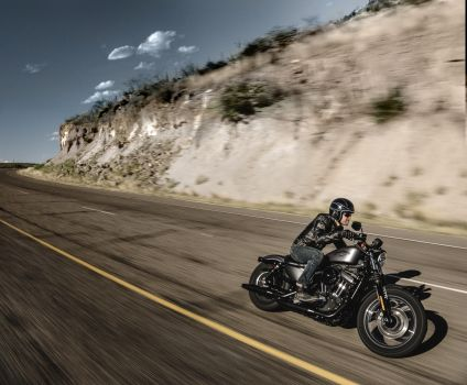 King of All Test Rides - докоснете се до едно истинско Dark Custom™  изживяване!